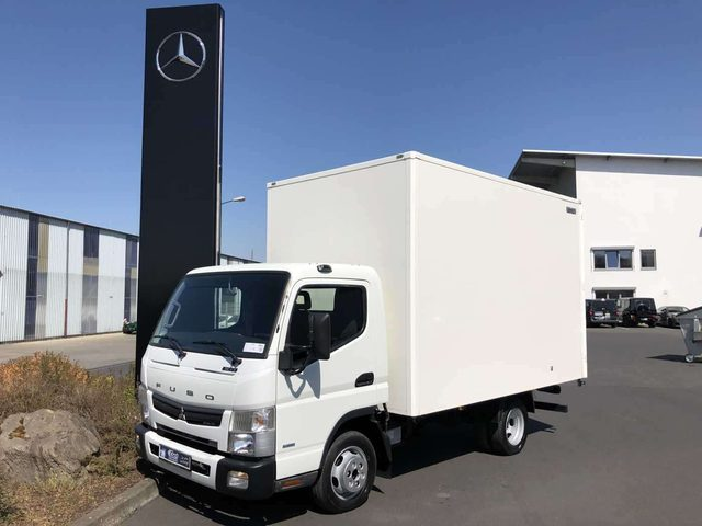 Canter, FUSO 3C13 Koffer 3,73m