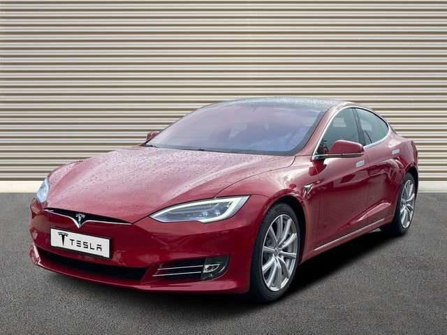 Model S, 75 kWh,4x4, Panoramadach ,Autopilot 2