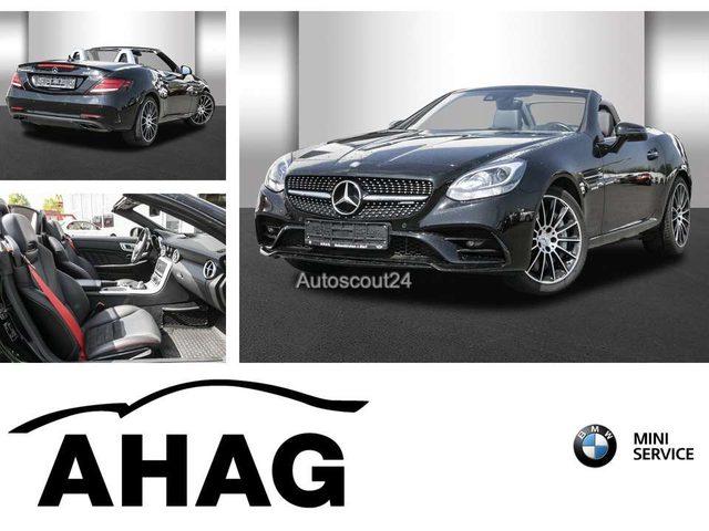 SLC 43 AMG, Mercedes-AMG Night Paket