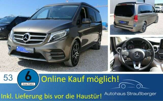 Marco Polo, 250d AMG AHK LED *INKL LIEFERUNG*