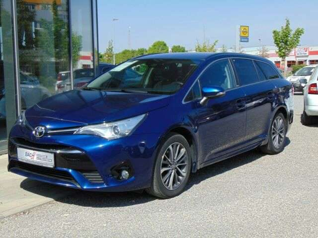 Avensis, 2,0-l-D-4D Edition-S Touring Sports