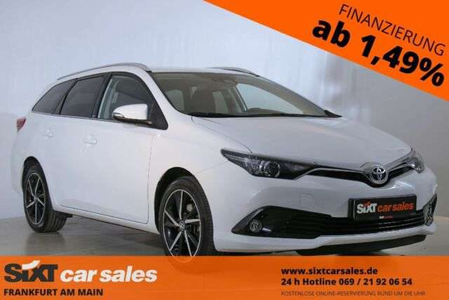 Auris, Touring Sports Auris 1.2Turbo Edition S + Kamera|S