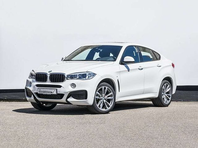 X6, xDrive30d M Sportpaket Head-Up Glasdach Rückfahrka