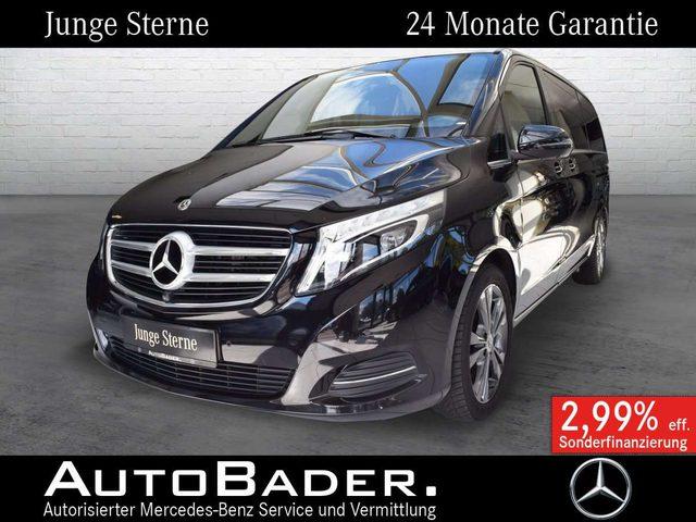 Mercedes-Benz, V 250, d AVE L Sport Standhzg FAP 360° ILS LEDER Klima