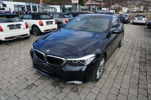 BMW, 640, i xDrive Gran Turismo M SPORT /LEDER/PANO-DA