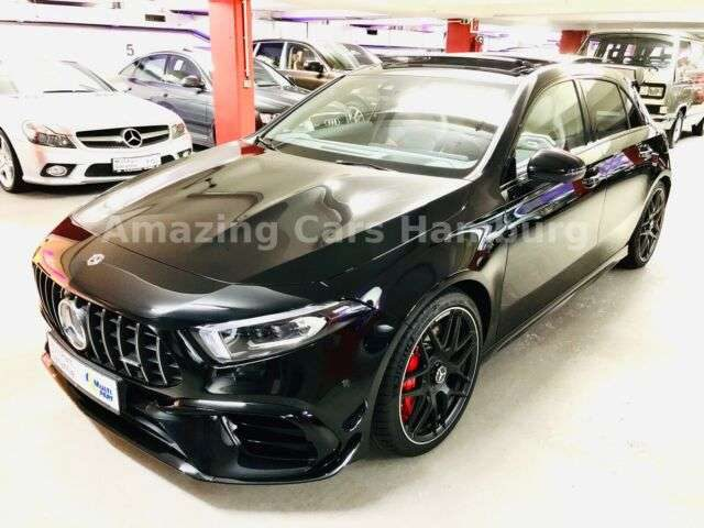 A 45 AMG, A 45 S AMG DCT 4Matic+ Performan.|Multibeam|Pano