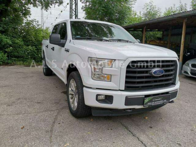 F 150, *XLT SUPERCREW 5,5-FT.BED 4WD