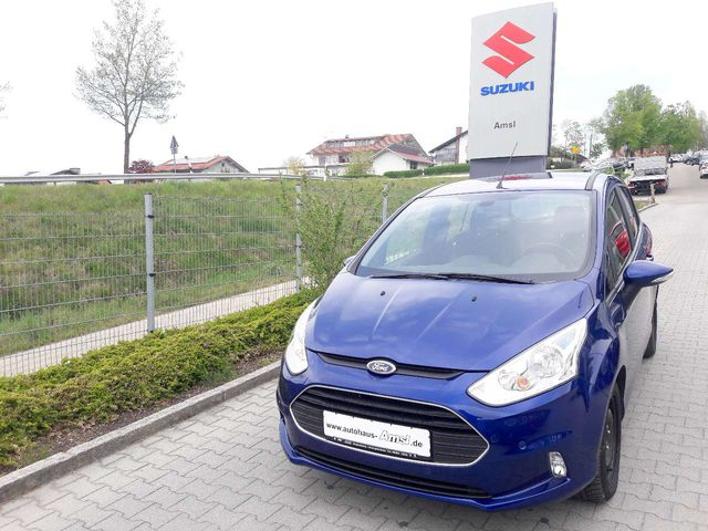 B-Max, 1.0 EcoBoost Cool&Connect*PDC*SH*ALU*