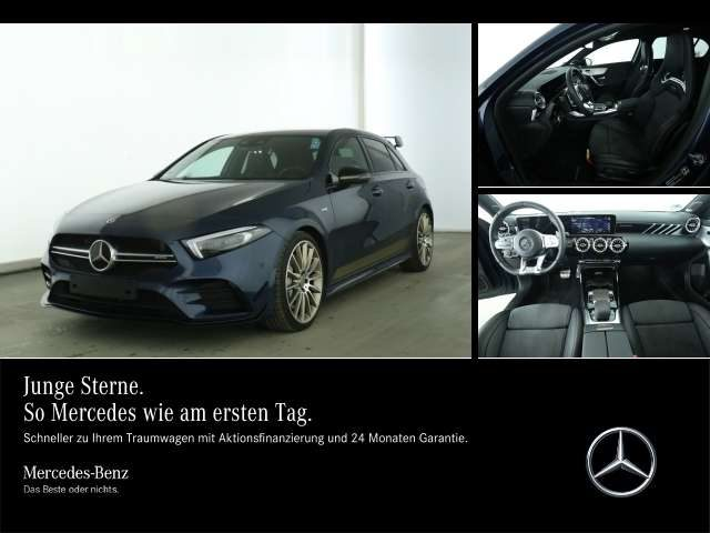 A 35 AMG, 4M Edition 1,Distronic,Standheiz.,360°