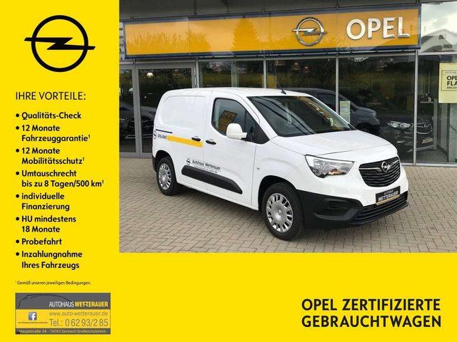 Opel, Combo, E Cargo Edition