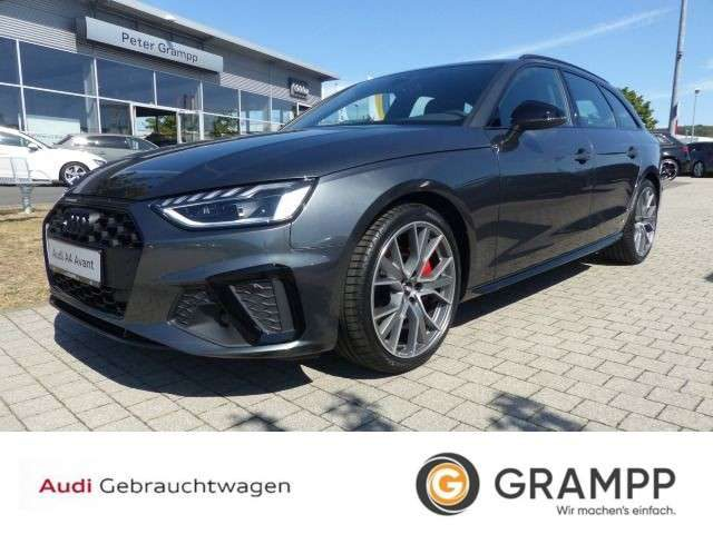 A4, Avant Launch Edition 40TDI quattro LED+ACC+NAVI