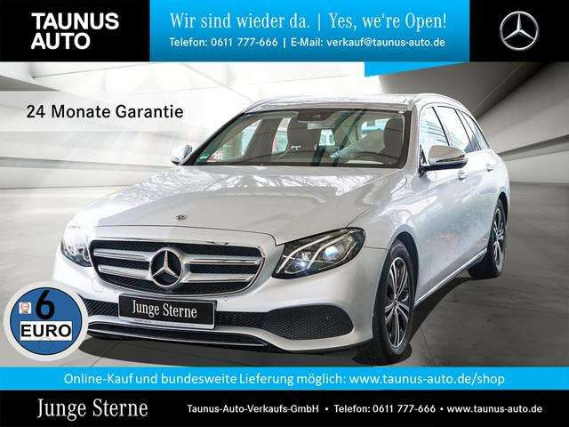 Mercedes-Benz, E 200, T AVANTGARDE COMAND LED UPE:63.200,-