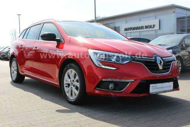 Megane, Grandtour Limited Deluxe TCe 140 GPF
