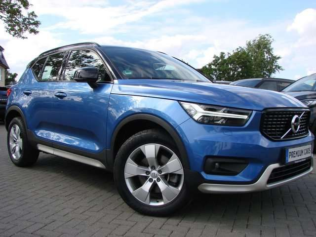 XC40, R-Desing AWD LED Navi Leder Kamera Lane assist Har