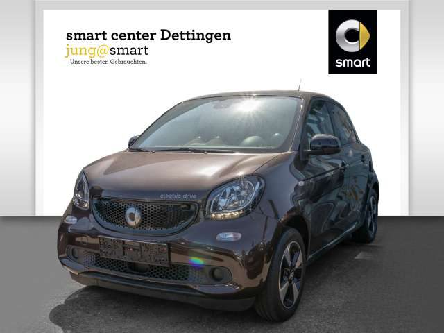 forFour, smart electric drive perfect/Klima/BC Sitzhzg.