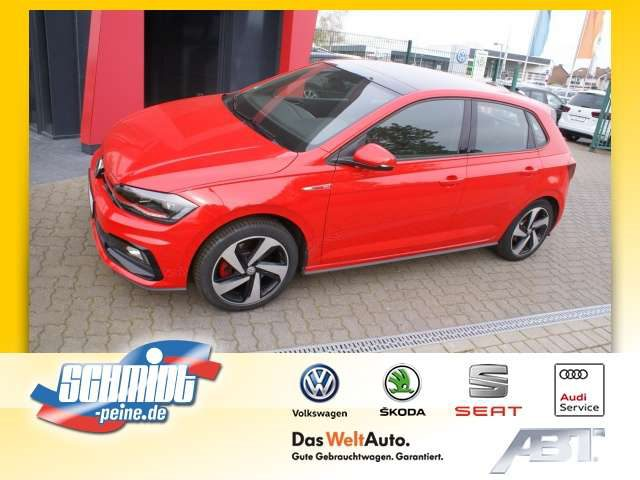 Polo GTI, 2.0 TSI DSG PanoLED ACC ActiveInfo