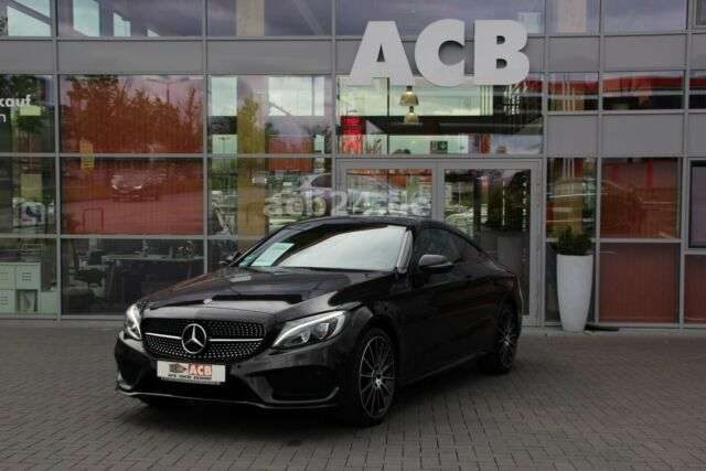 C 250, Coupe AMG Line*Airmatic*LED*Pano*Night-P.