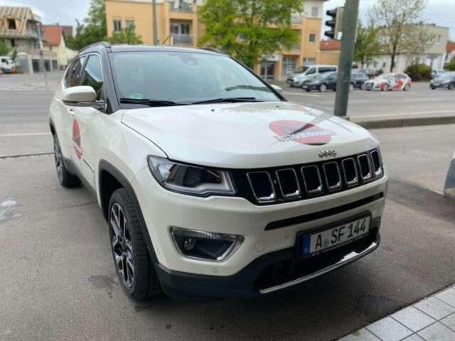 Jeep, Compass, Limited 1.4 Multiair 6d-Temp 4WD