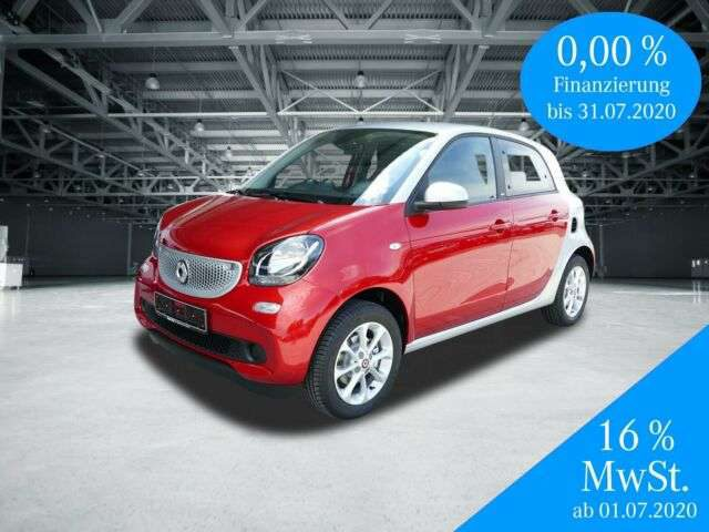 forFour, 66kW+Passion+twinamic+Cool&Audio+SHZ+
