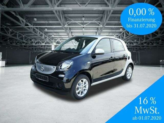 forFour, 66 kW+twinamic+passion+Cool&Audio+SHZ