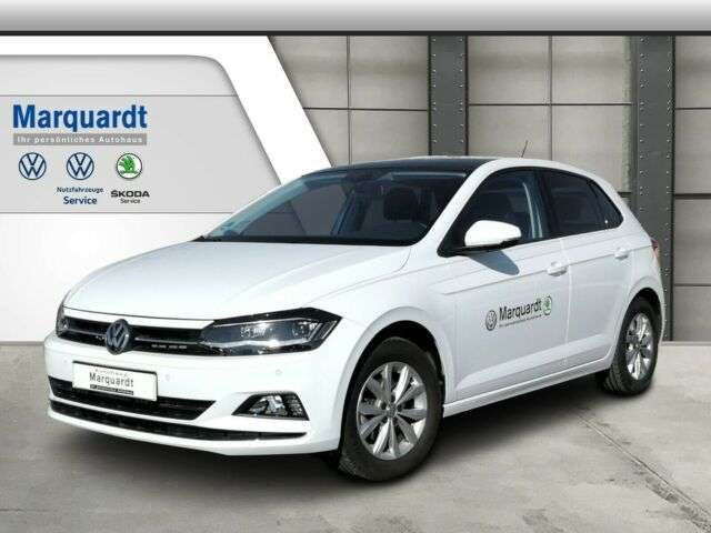Polo, 1,0 TSi Highline DSG Navi Pano LED ACC