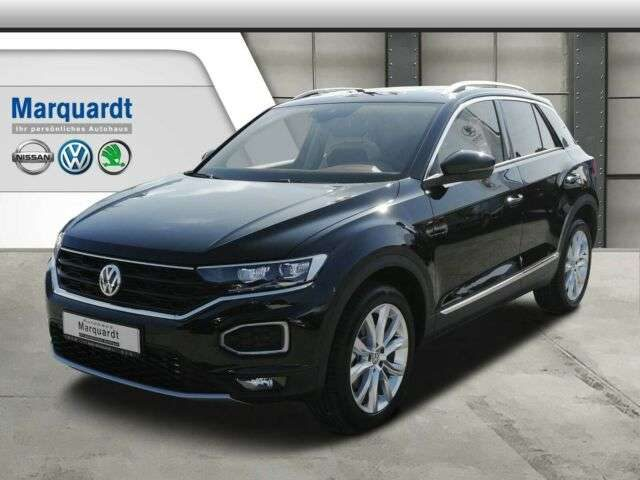 Volkswagen, T-Roc, Style 1.5 TSI DSG AHK Side LED Pano ACC
