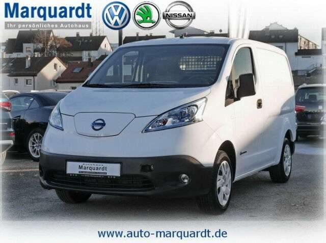 E-NV200, e-NV 200 (ME-1) Premium-Option Heckklappe Winter