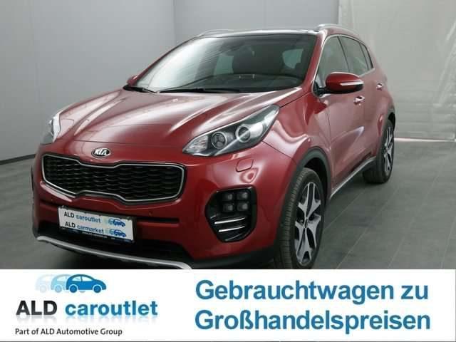 Kia, Sportage, 2,0 CRDI AWD Aut. GT Line Geschlossen, 5