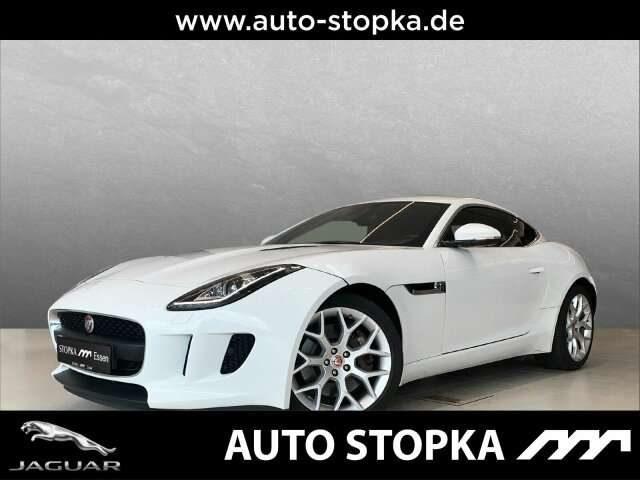 Jaguar, F-Type, 3.0 V6 Coupe el.Heckk*0,00% Finanzierung*