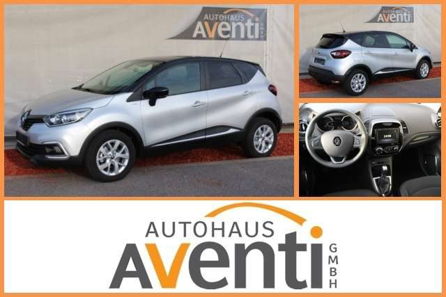 Captur, 1.3 TCe 150 Intens GPF*Navi*Bluetooth*PDC