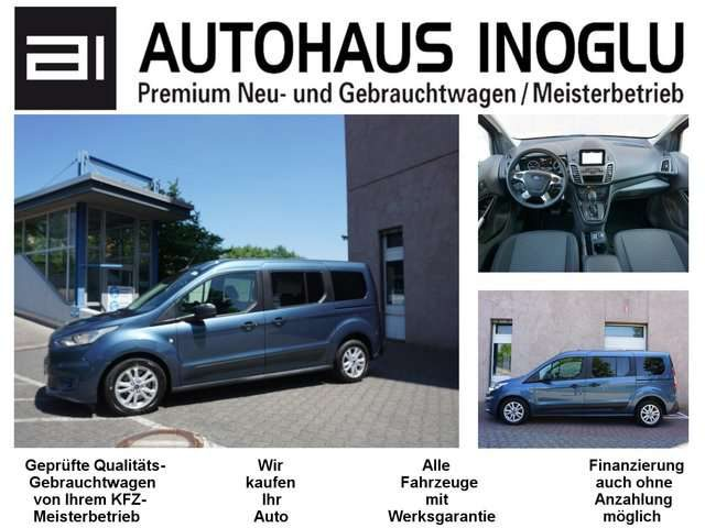 Ford, Tourneo, Grand Connect 1.5 Aut.7Sitz Navi E6dTemp