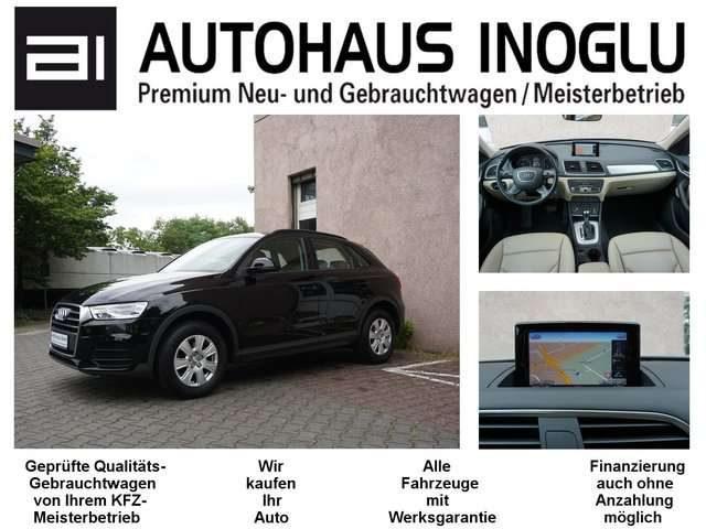 Audi, Q3, 1.4 TFSI S-Tronic Navi Leder Xenon PDC Euro6