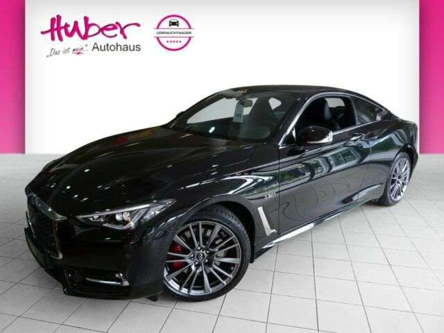 Q60, S SPORT TECH 3.0t Coupe AWD 405PS (*BOSE*)
