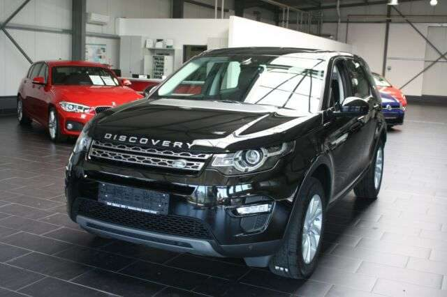 Discovery Sport, TD4 Aut. SE 1.Hand 8-fach