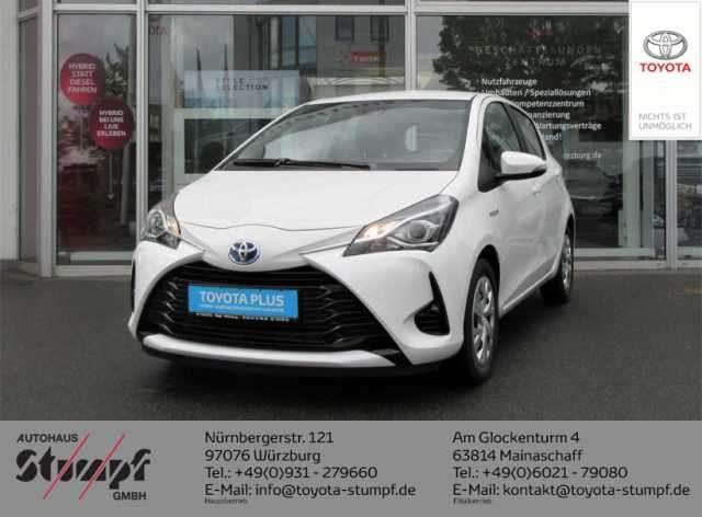 Toyota, Yaris, Hybrid 1.5 Business Edition | Kamera+uvm.