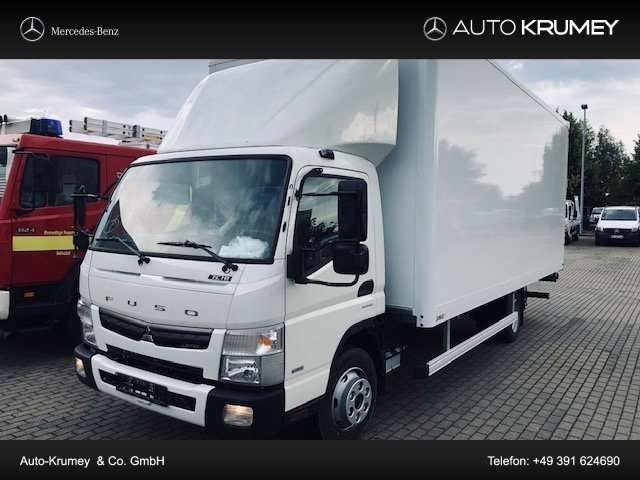 Canter, FUSO 7C18 AMT