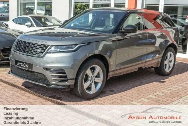 Range Rover, Velar 2.0d R-Dynamic S Panorama HUD