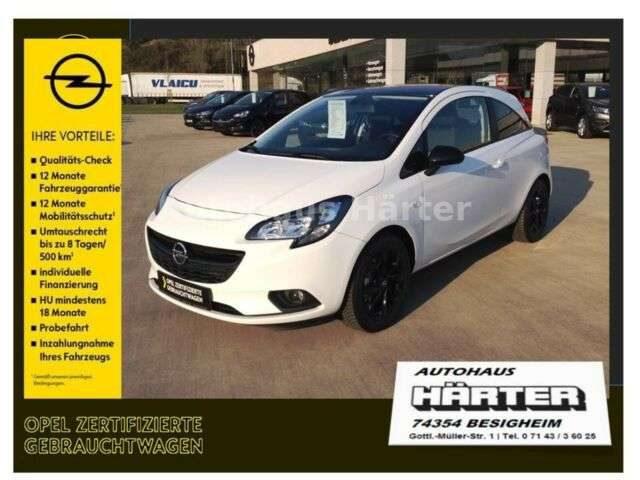 Opel, Corsa, E 1.4 Turbo Color Edition Sitz/Lenkradheiz