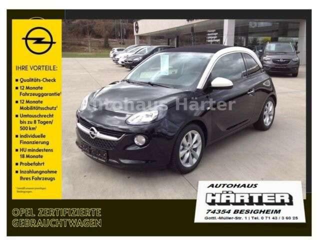 Opel, Adam, 1.4 OPEN AIR 120 Jahre Sitz-/Lenkradheizung