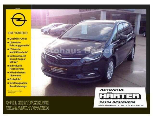 Zafira, 1.6 Innovation*LED*Kamera*Nav*WinterPaket
