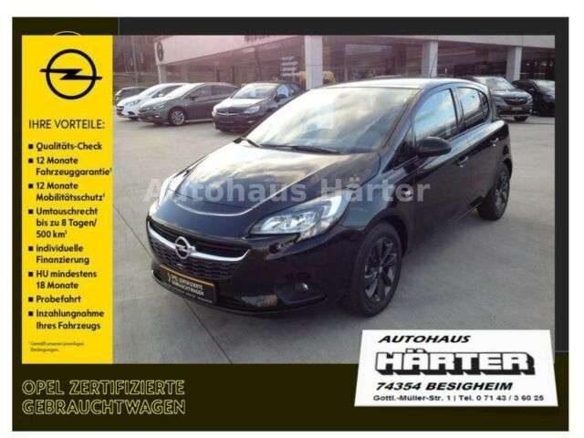 Opel, Corsa, E 1.4 120-Jahre Radio 4.0 Sitz-/Lenkradhzg