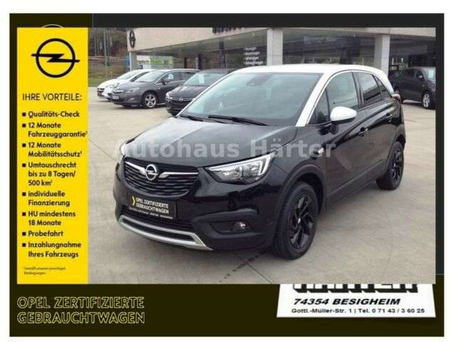Opel, Crossland X, INNOVATION*Kamera*Winter-Paket*130PS
