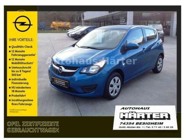 Opel, Karl, 1.0 ECOTEC 73PS Edition EURO6d-TEMP 5-Sitze