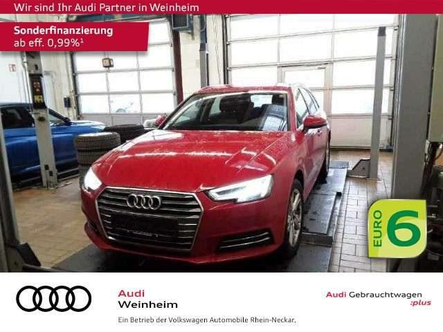 Audi, A4, Avant 2.0 TDI sport LED Automatik Navi uvm