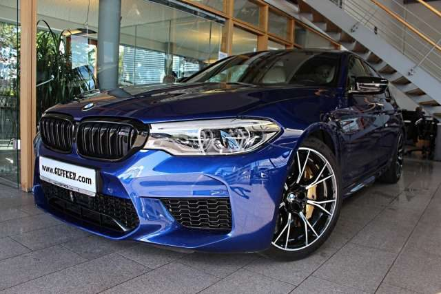 M5, Competition xDrive, 360, Nightv., Softclose!