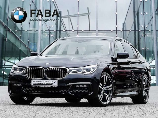740, d xDrive M Sport Touch Command Head-Up DAB