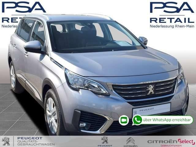 Peugeot, 5008, PureTech 130 S&S Active Bus.-Paket *7-SITZE*NAVI*S