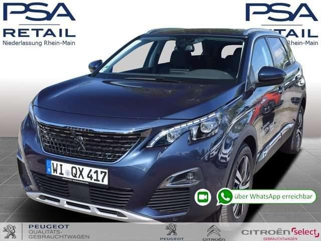 Peugeot, 5008, BlueHDi 130 Allure*Navi*Sitzheizung*EPH Kamera*Eur