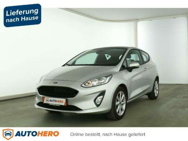 Ford, Fiesta, 1.1 Cool&Connect*Pano*PDC*Tempo*SHZ*Alu*