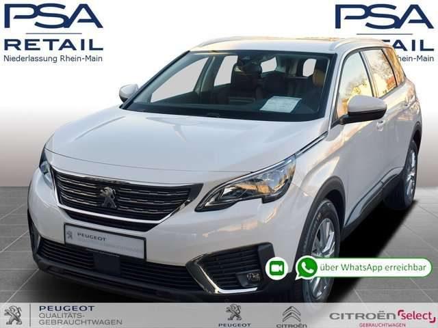 Peugeot, 5008, BlueHDi 150 Active *7-SITZER*Navi*SH*Kamera*